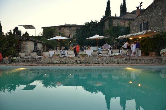Borgo Stomennano: Pool