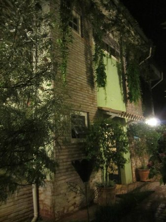 Pousada Villa Allegra : faixada