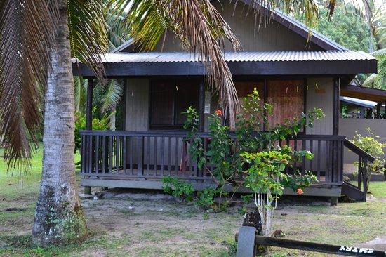 Rarotonga Backpackers: Garden Bach Aorangi