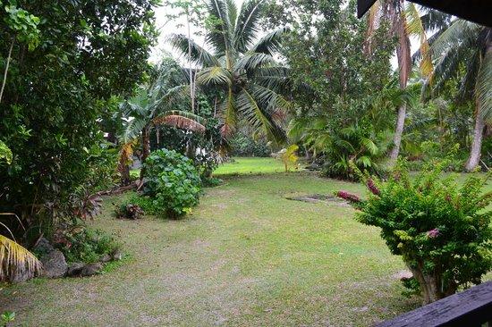 Rarotonga Backpackers: Aorangi Gardens