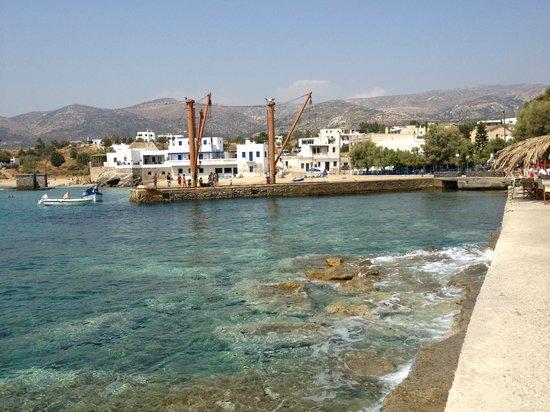 Ostria : petit port