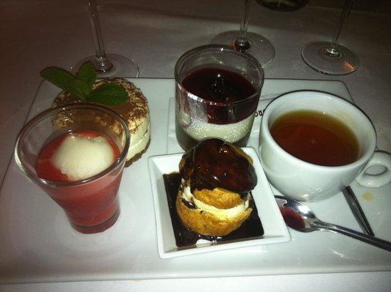 L'Indyana: Café gourmand