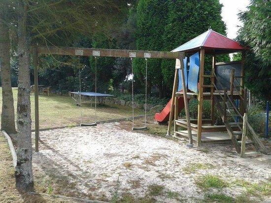 Pazo do Souto: Parque infantil