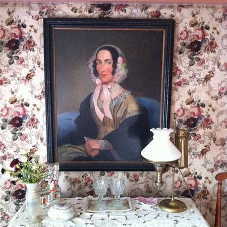 Stephen Daniels House: The Rose Room