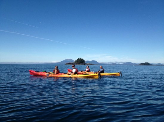 Sitka Sound Ocean Adventures: Kayak Trip