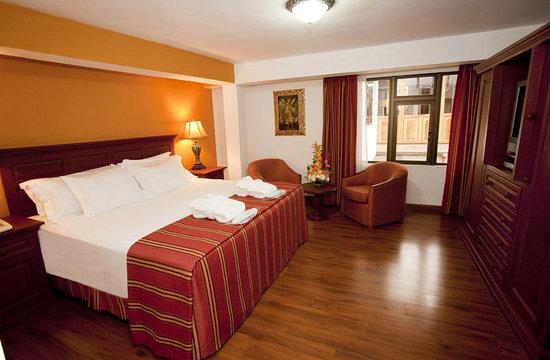 Terra Andina Hotel: Superior Room