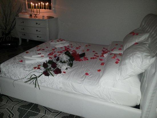 B&B Il Sogno di Pandora : Troppo Romantico