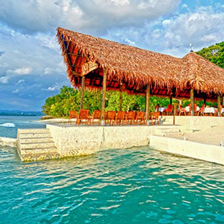 CoCo Beach Resort: The Beach Restaurant