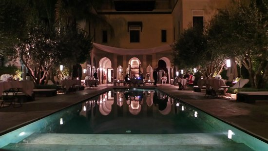 La Villa des Orangers - Hotel: piscine principale