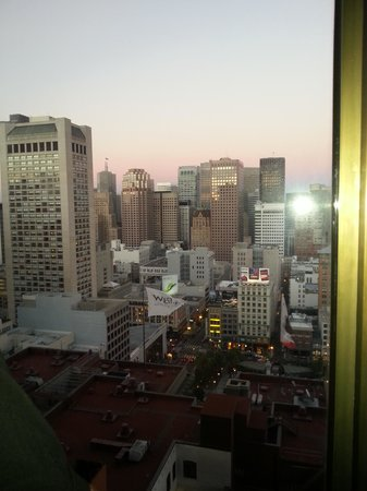The Westin St. Francis San Francisco on Union Square: View from 2535