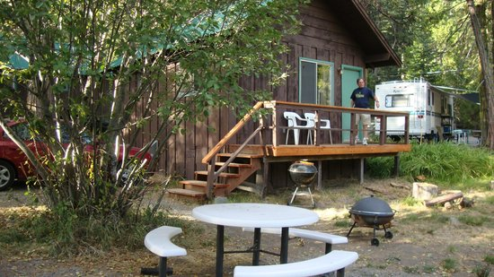Mill Creek Resort : Cabin #7