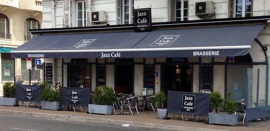 Brasserie Jazz Cafe Pizzeria: Brasserie Jazz Café