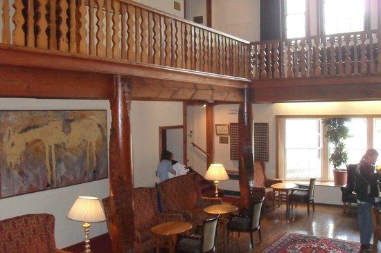 Dunadry Hotel: atmospheric