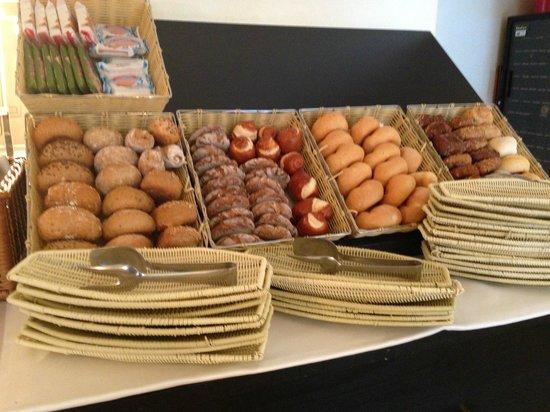 Golserhof: Breakfast