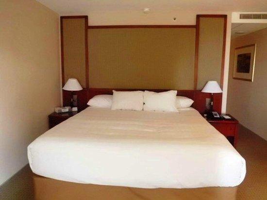 ไฮแอทรีเจนซี่ ซานฟรานซิสโก: Our bed