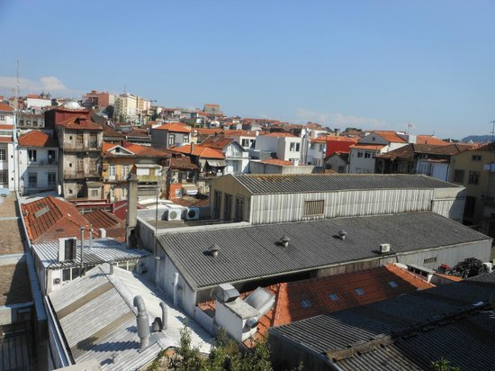 Oporto House: View from room