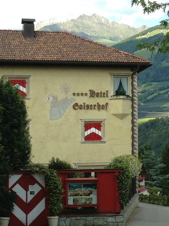 Golserhof: Street View of Hotel