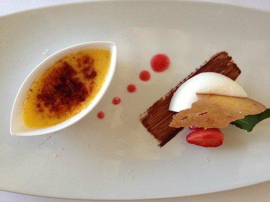 Golserhof: Dessert
