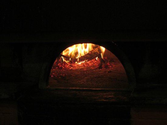 Pizza Forum: Wood Burning Pizza Oven