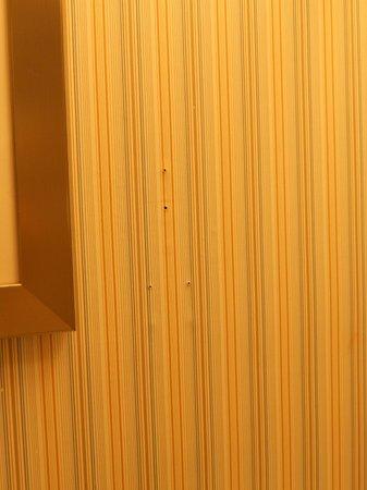 Ashworth by the Sea: Holes in Bathroom