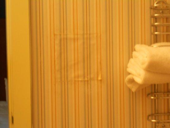 Ashworth by the Sea: Bad Patch in Bathroom