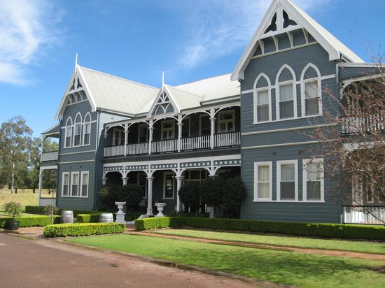 The Convent Hunter Valley: Peppers Convent Pokolbin