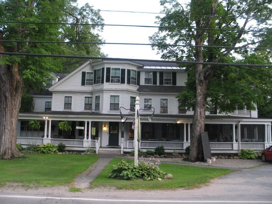 Thorndike's Restaurant at The Monadnock Inn: The Inn