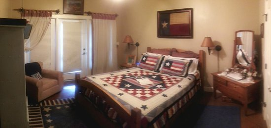Bella Vista Bed and Breakfast on Lake Travis: Bedroom