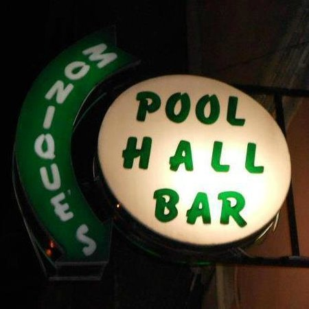 Monique's Pool Hall Bar