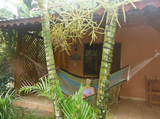 Hotel Caribbean Coconut : very relaxing comfortable small rooms