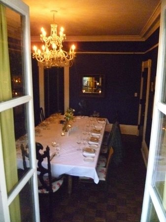 Bobo: Private Dining Room