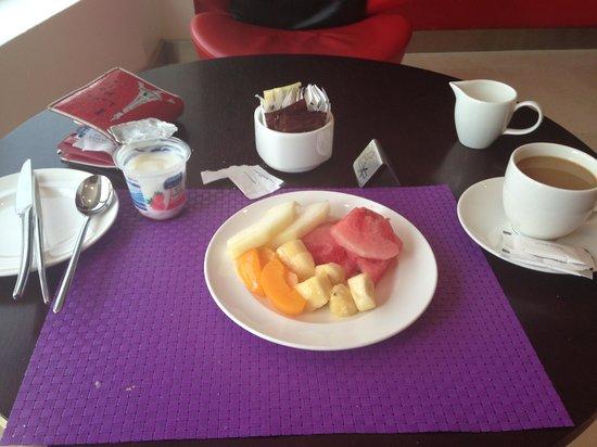 Ramada Encore Doha: breakfast