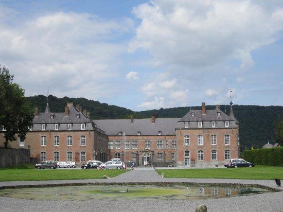 Chateau de Freyr: castle