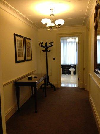 Claridge's : foyer