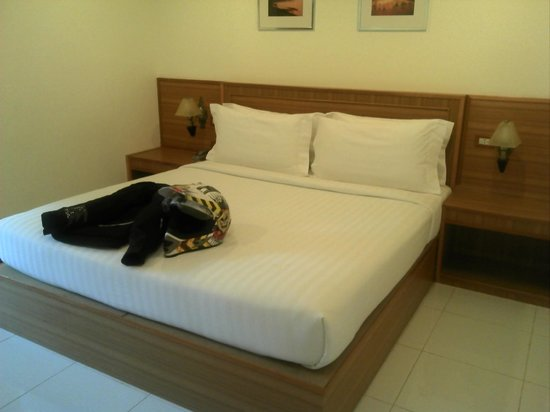 Muanmanee Boutique Hotel: bedroom standard room