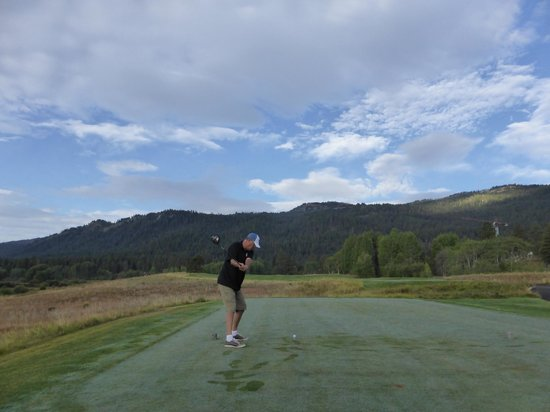 Tamarack Resort: Osprey Meadows Golf Course