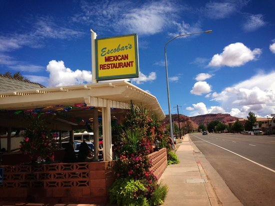 Escobars Mexican Restaurant: Nice stopping point on the drive between Page and Las Vegas