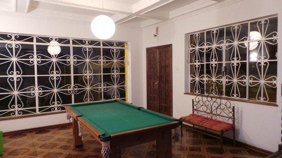 Motter Home Curitiba Hostel: Playroom !!