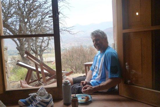 Cerro Chico: Mate y relax