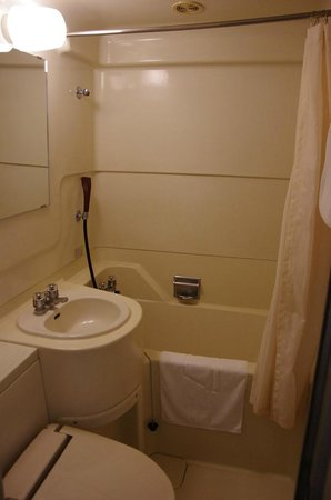 Dai-ni Sunny Stone Hotel: Bathroom