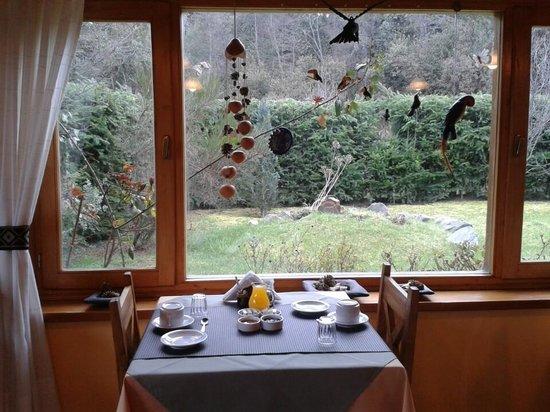 Huellas Andinas Apart Hotel: desayuno