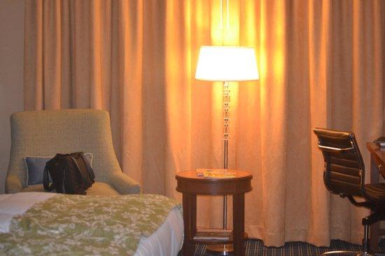 Hilton Lexington Downtown: My room.
