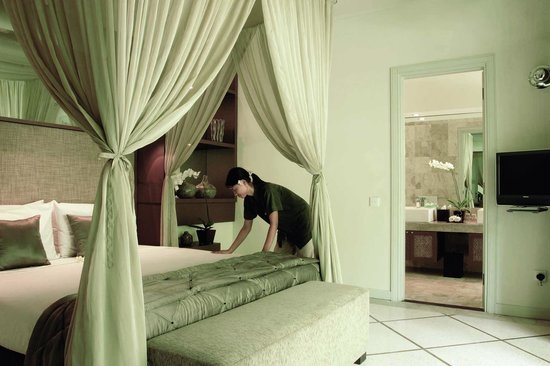 The Ahimsa: Bedroom