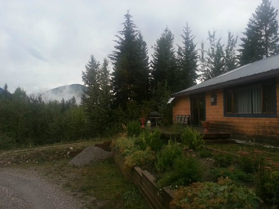 Glenogle Mountain Lodge & Spa : Cabin