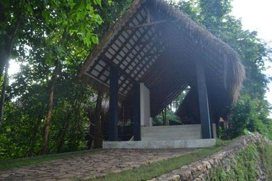 Ella Jungle Inn: Entrance