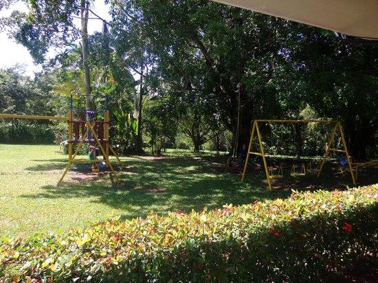 Hotel Mision Palenque: Jardines Mision Palenque