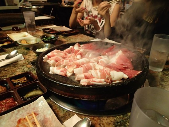 Photo of Korean Restaurant Hae Jang Chon at 3821 W 6th St, Los Angeles, CA 90020, United States
