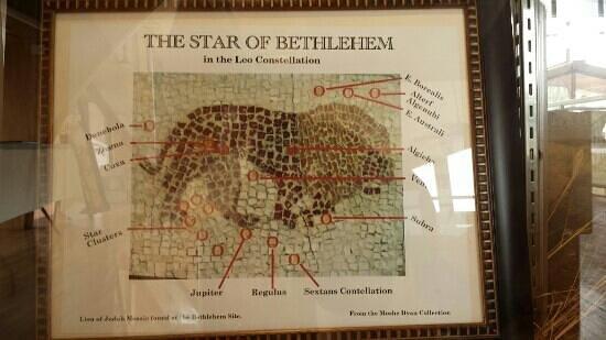 Creation Evidence Museum: the star of Bethlehem