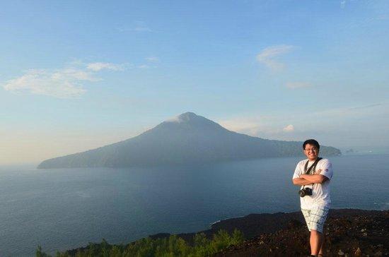 Krakatoa You Ll Hike The Son Of Krakatoa Picture Of