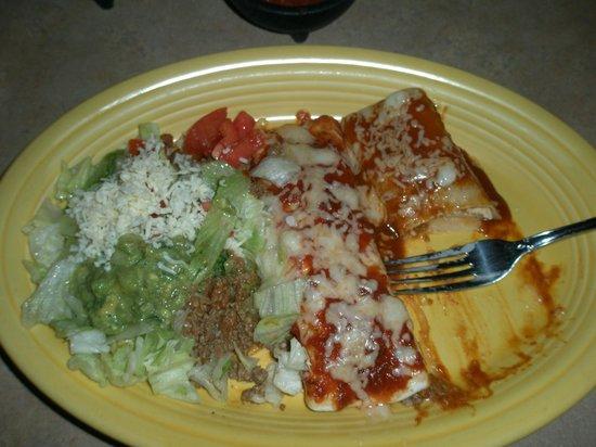 La Hacienda Mexican Restaurant: La Favorita